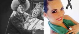 Amigos y comediantes devastados por muerte de Karla Luna le dan último adiós