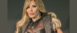 Gloria Trevi es recibida ¡como reina en Perú!