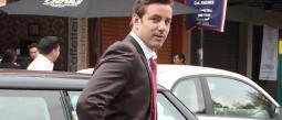 A Juan Diego Covarrubias no lo conocen ni los vigilantes en la entrada de Televisa