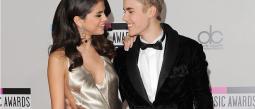 Selena Gómez y Justin Bieber.