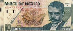 ¿Guardas viejos billetes de 10 pesos? Te alegrará saber esto