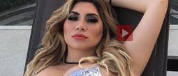 La Bebeshita iba casi desnuda al Carnaval de Veracruz, mira su descarado atuendo