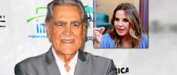 """""""¿Qué tiene de malo que primeras actrices sean edecanes?"""": Eric del Castillo"""