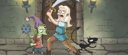 Disenchantment la nueva serie del creador de Los Simpson