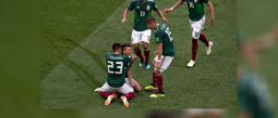 México gana a Alemania
