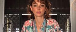 A Chumel no le alcanza, ¡critican a Natalia Téllez por comer 'dentro de un baño'