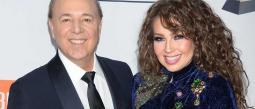 Thalía y Tommy celebraron su aniversario y expusieron su amor con todo el mundo.