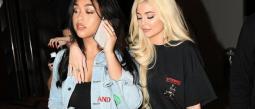 Amiga de Kylie Jenner habla tras haberse revolcado con marido de Khloé