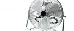 Un ventilador portátil te hará la vida más tranquila y fresca.