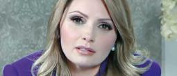 Angélica Rivera espera conseguir un papel en televisión.