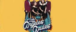 'Los Ángeles Azules' agotan entradas de sus conciertos en Estados Unidos.