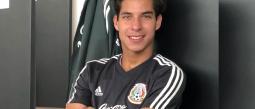 Fallece la abuela de Diego Lainez, jugador del America.