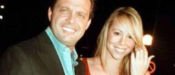 #TBT Cuando Luis Miguel le llevó serenata a Mariah Carey