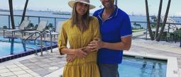 Odalys Ramírez…¿presiona a Patricio Borghetti para que ya le de el anillo de compromiso?