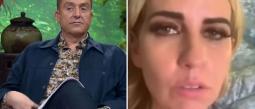 Daniel Bisogno se le va con todo a Raquel Bigorra y la llama 'basura'