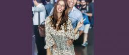 Claudia Álvarez y Billy Rovzar en dos meses sabrán el sexo de sus bebés.