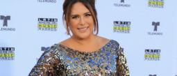 La actriz abrió su corazón en el programa 'Confesiones' conducido por Aurora Valle
