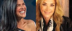 Adela Micha y Martha Debayle se retiraron el habla