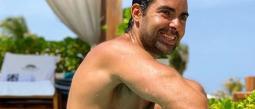 Por fin Ernesto D'Alessio logró reconocer legalmente al hijo de su esposa