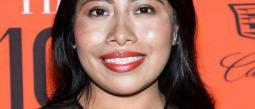 Yalitza Aparicio sorprendió en BeautyCon Ambassador LA.