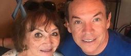 El actor anunció el fallecimiento de la señora Rosa María Bojalil Garza; descanse en paz.