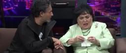 Carmen Salinas le dice 'p3nd3j0' a Paul Stanley en pleno programa