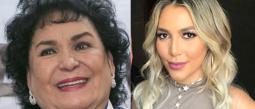 La hija de Alejandra Guzmán le pidió a la actriz dejar que le dé mucho amor.