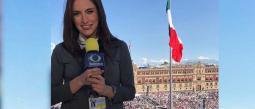 La periodista Danielle Dithurbide no se quedó callada ante las críticas y se defendió con un mensaje en redes sociales.
