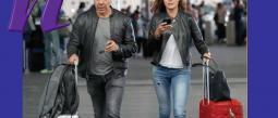 Adrián Uribe estrena novia 19 años menor que él y su hijo la acepta