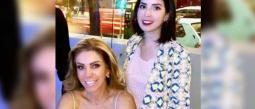 Amigos de Rocío Sánchez Azuara, mandan mensajes a la conductora por el fallecimiento de su hijaDaniela Santiago Sánchez.