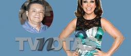 Rocío Sánchez Azuara dijo que el padre biológico de Daniela no estaba al pendiente de ella.