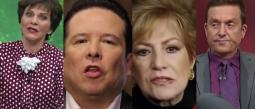 Cuatro periodistas de espectáculos en México, llenan de insultos a la hija menor de José José.
