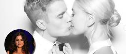 'Estoy mejor sin él': Selena Gómez sobre el matrimonio de Justin Bieber con Hailey Baldwin