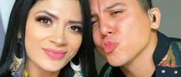 Abultada pancita delata a Kimberly Flores con un posible embarazo