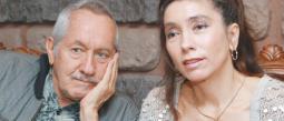 Pierden bebé, salud y chamba José Ángel García y su esposa Bella
