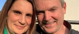La mujer ha estado embarazada desde los 14 años y junto a su esposo han sacado adelante a todos sus hijos.