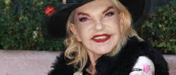 Wanda Seux fue dada de alta y regresó a La Casa del Actor