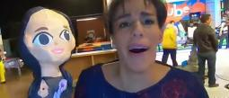 Así reaccionaron Marysol y José Joel ante la piñata de Sarita