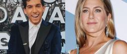 De vivir unas apadionadas vacaciones enlas playas de Tulum con su novio, Mauricio Garza asistió a los SAG Awards y se codeó con Jennifer Aniston.