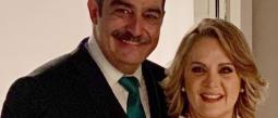 Omar Fierro y Erika Buenfil relación
