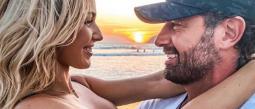 La pareja se encuentra más feliz que nunca