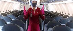Sinibí Jípe Mujeres Rarámuris Aerolíneas Cubrebocas Artesanas