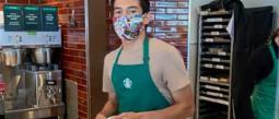 El empleado se volvió rápidamente viral