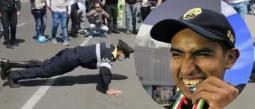 Policía CDMX Pablo Ramírez Lemus Lagartijas Competidor Juegos Paralímpicos Tokio 2021