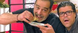 Conductores de Hoy se niegan a comer lo que cocina Omar Fierro