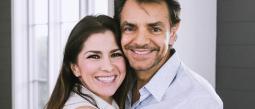 Eugenio Derbez y Alessandra Rosaldo cumpleaños