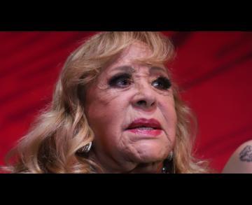 El último deseo de Silvia Pinal es que Luis Miguel le cante para despedirla