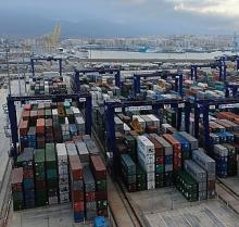 La Secretaría de Economía mexicana anunció una reducción de más del 10% en sus exportaciones.