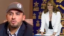 """Juan Rivera reacciona ante el escándalo de Jenni Rivera y """"La Barbie""""."""