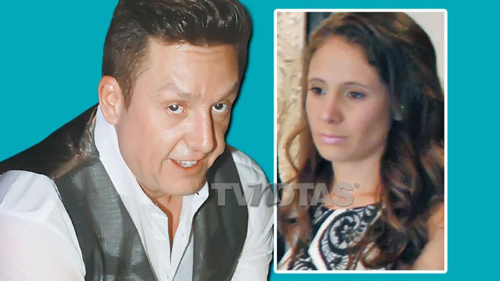 Aunque él aseguró que se separó de mutuo acuerdo con Cristina Riva Palacio, la realidad fue otra.